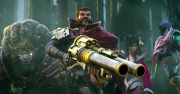 ภาพยนตร์แอนิเมชั่นเรื่องสั้น League of Legends The New Dawn CG สวยมาก