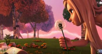 """หนังสั้น 3D เรื่อง  """"Eden""""  แนวตลกปนเซ็กซี่นิด ๆ"""