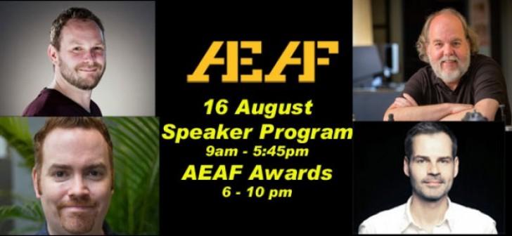 งาน  Australian Effects & Animation Festival ประจำปีครั้งที่ 20