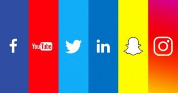 5 Social Media  ยอดนิยม ปี 2018
