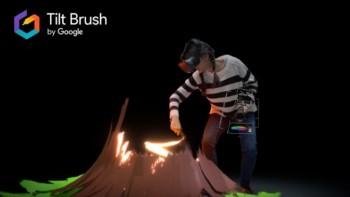 Google Tilt Brush ซอฟต์แวร์วาดภาพ VR สุดเจ๋ง !!