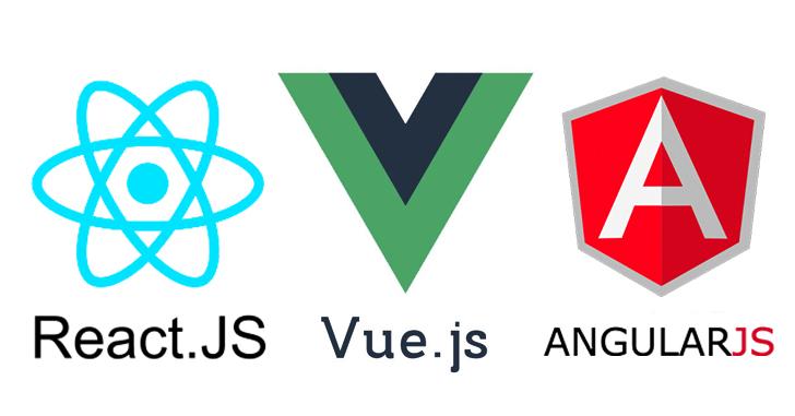 JavaScript  framework ยอดนิยม