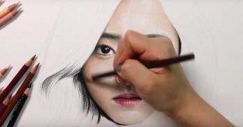 รวมวิธีการวาดรูปคนจากเว็บสอนวาดรูปชื่อดังทั่วโลก