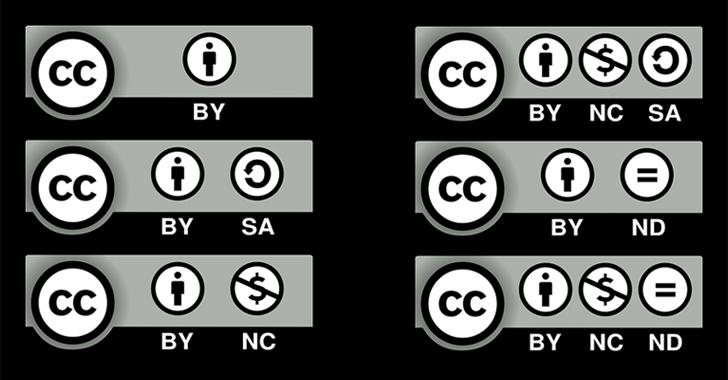 มารู้จักกับสัญญาอนุญาตครีเอทีฟคอมมอนส์ (Creative Commons Licence : CC) กันดีกว่า