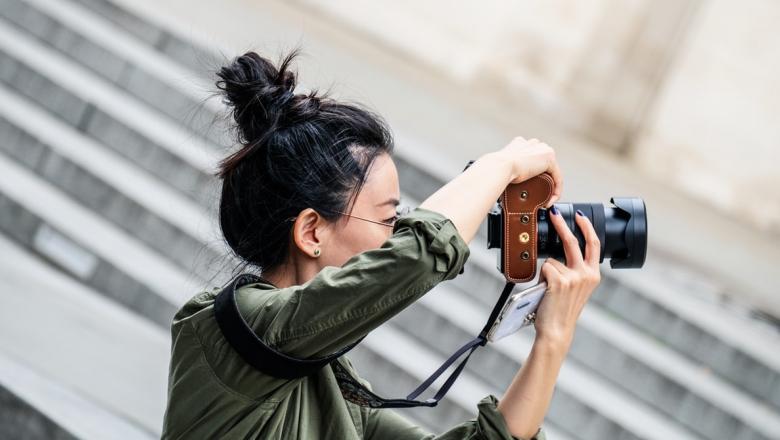 อาชีพตากล้องหรือนักถ่ายภาพ
