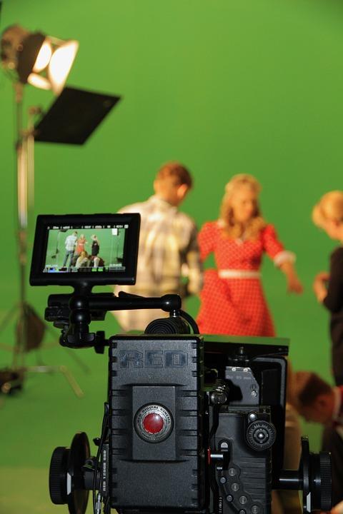 อาชีพด้านวงการภาพยนต์และละคร