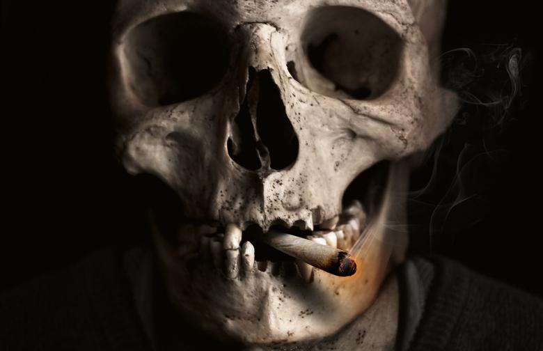 อันตรายจากการสูบบุหรี่