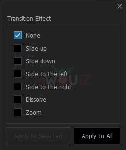 การตั้งค่าการทำ gif ใน PhotoScape X