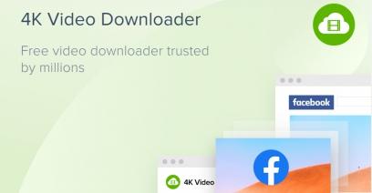 วิธีโหลดวีดีโอจาก facebook ด้วยโปรแกรมฟรี 4K Video Downloader