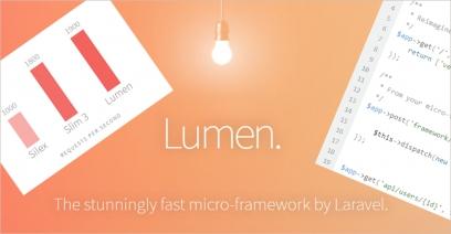 วิธีติดตั้ง Lumen PHP Framework ตัวเล็กเร็วแรงทรงพลังจาก Laravel