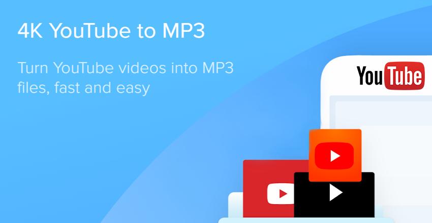 วิธีโหลดเพลงในยูทูปเป็น mp3 แบบง่ายๆเด็กป.4 ยังทำได้ด้วย 4K YouTube to MP3