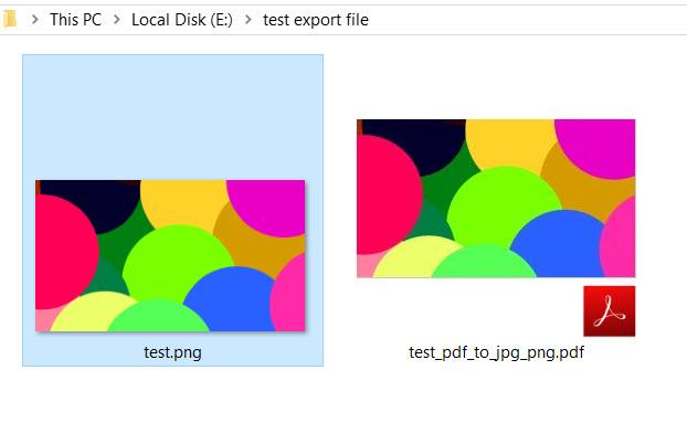 วิธีแปลงไฟล์ PDF เป็นรูป PNG